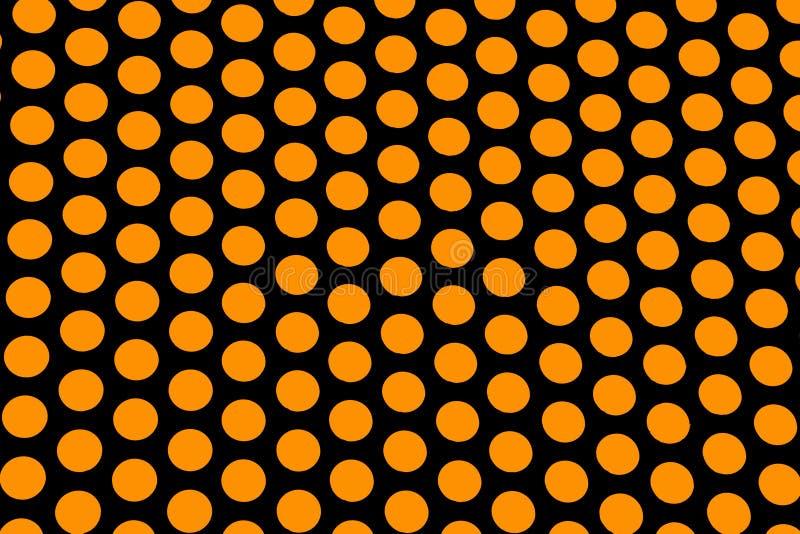 加点橙色短上衣 免版税库存照片