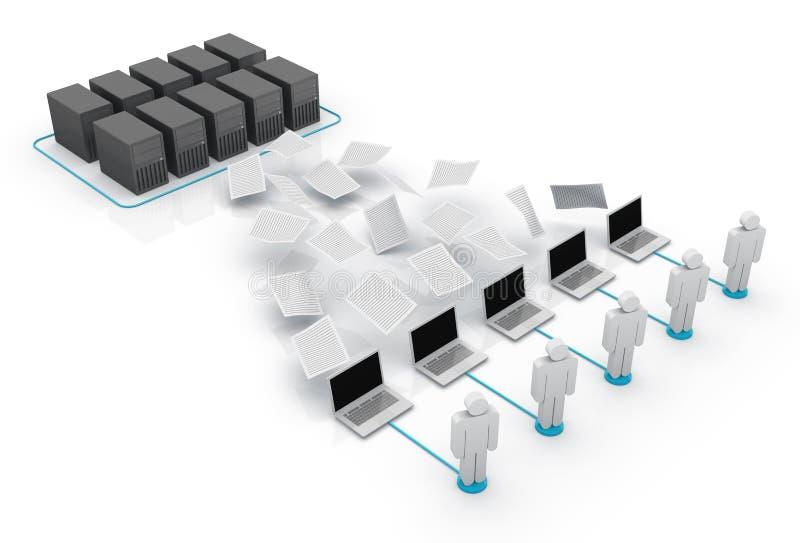 Download 加载文件 库存例证. 插画 包括有 概念, 全球, 加载, 文件, 互联网, 调用, 共享, 转存, 服务器 - 59100596