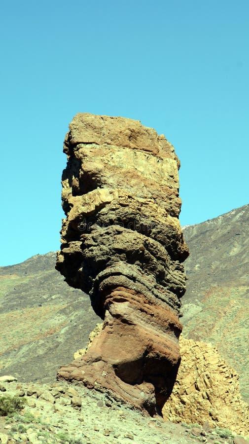 加那利群岛西班牙tenerife 库存照片