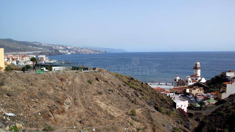 加那利群岛西班牙tenerife 库存图片