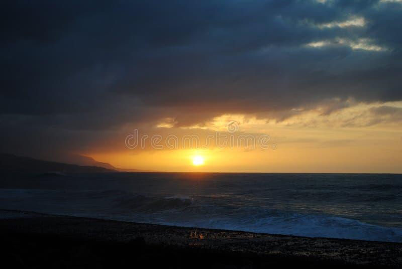 加那利群岛,特内里费岛,加拉奇科 库存照片