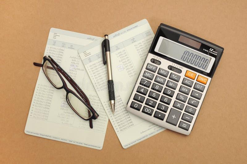 财务和企业平衡 库存图片