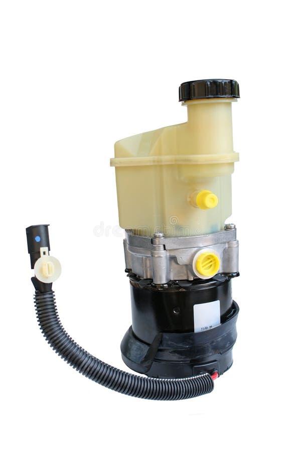 动力泵指点 库存图片