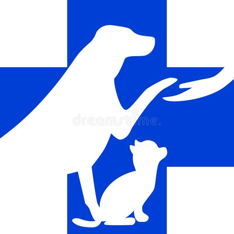 动物保护 向量例证