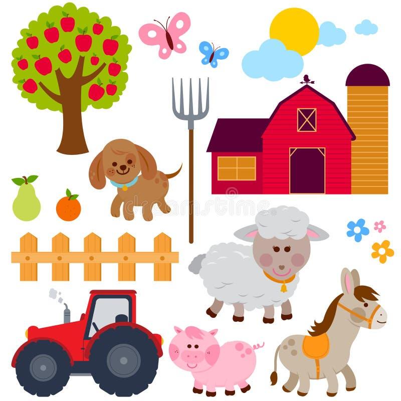 动物农场集 皇族释放例证