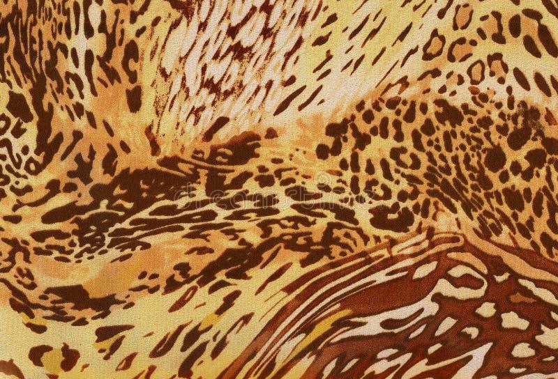 动物桔子皮肤 库存照片
