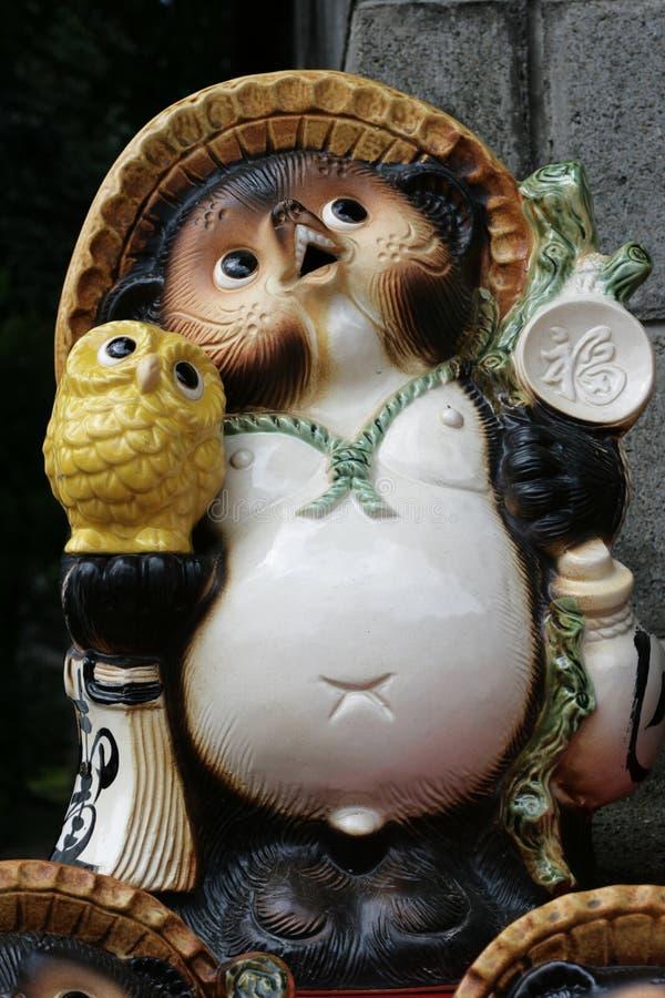 动物民间传说日语 库存照片