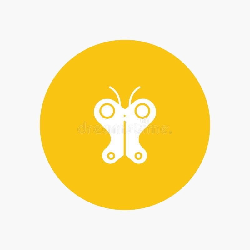 动物,蝴蝶,复活节,自然 皇族释放例证