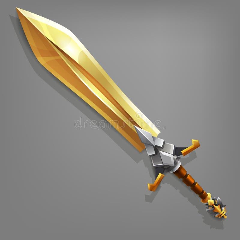 动画片比赛剑