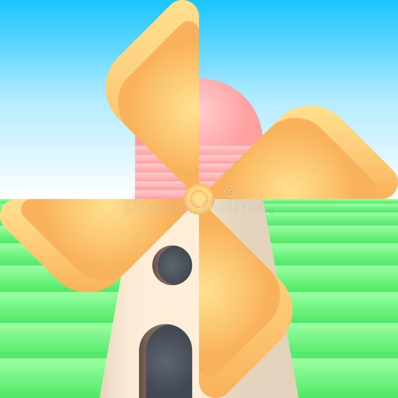 Download 动画片风车 向量例证. 插画 包括有 万维网, 布琼布拉, 荷兰, 麦子, 徽标, 天空, 从事园艺, 问题的 - 72366820
