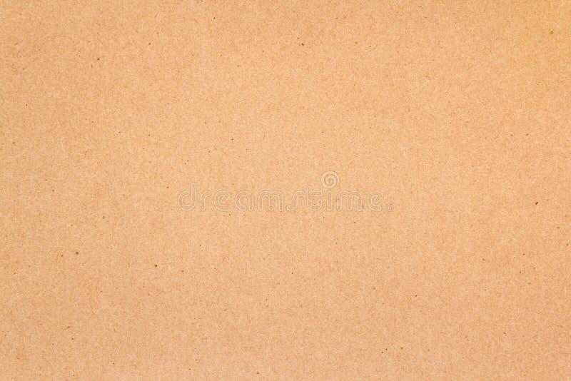 包装纸箱子或皱纸板板料纹理 免版税图库摄影