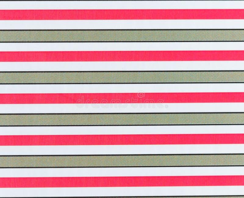 包装纸纹理 免版税库存图片
