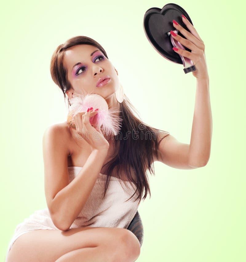 化妆用品 免版税库存图片