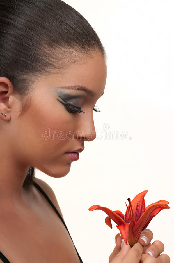 化妆用品 免版税图库摄影