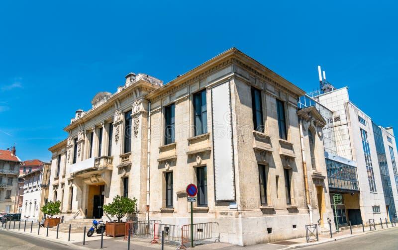 化学价喜剧剧院在法国 免版税库存照片