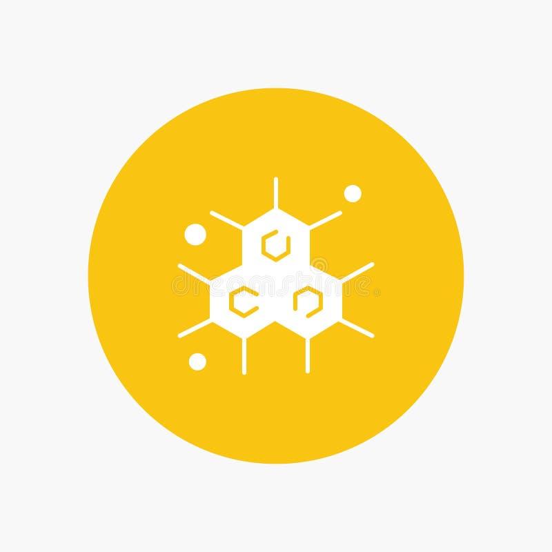 化学家,分子,科学 向量例证