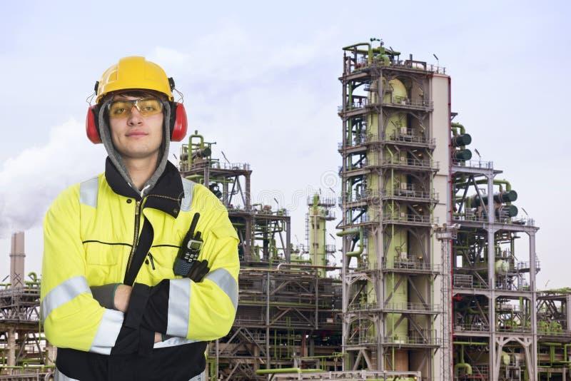 化学工程师 免版税库存照片