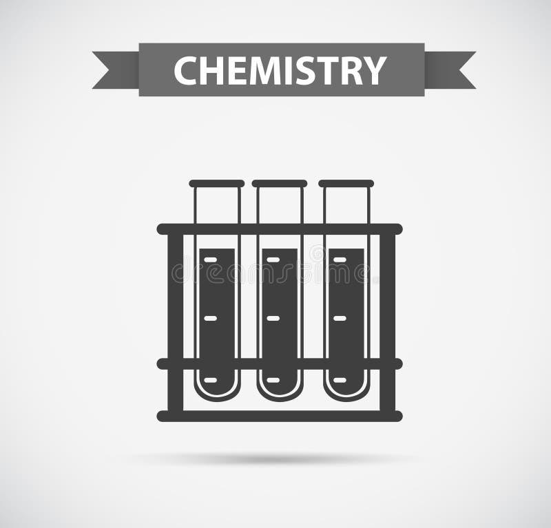 化学的象设计 向量例证