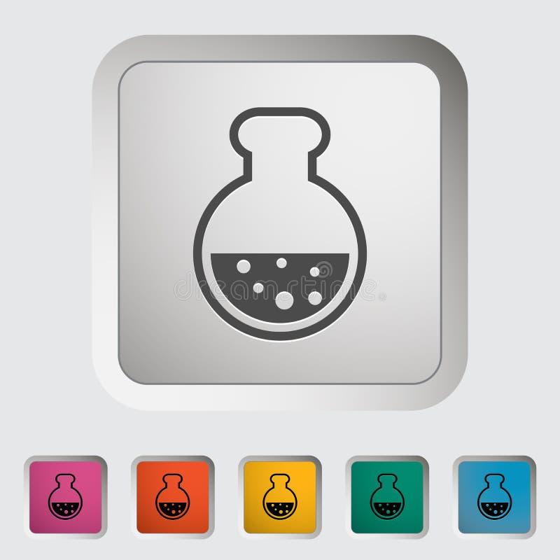 化学象 库存例证