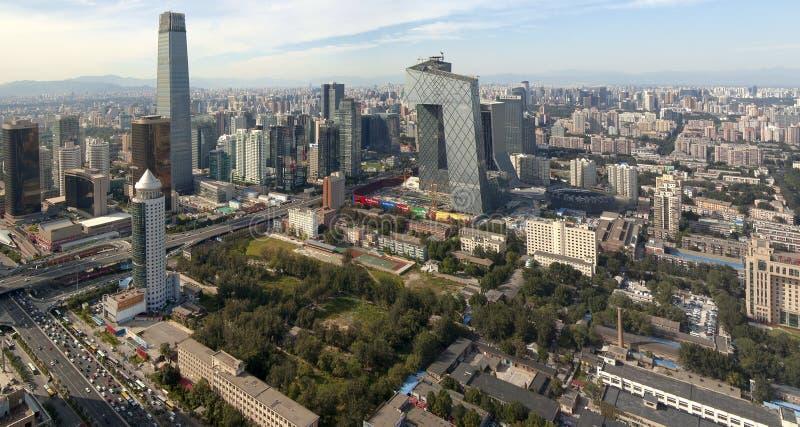 北京地平线 库存图片