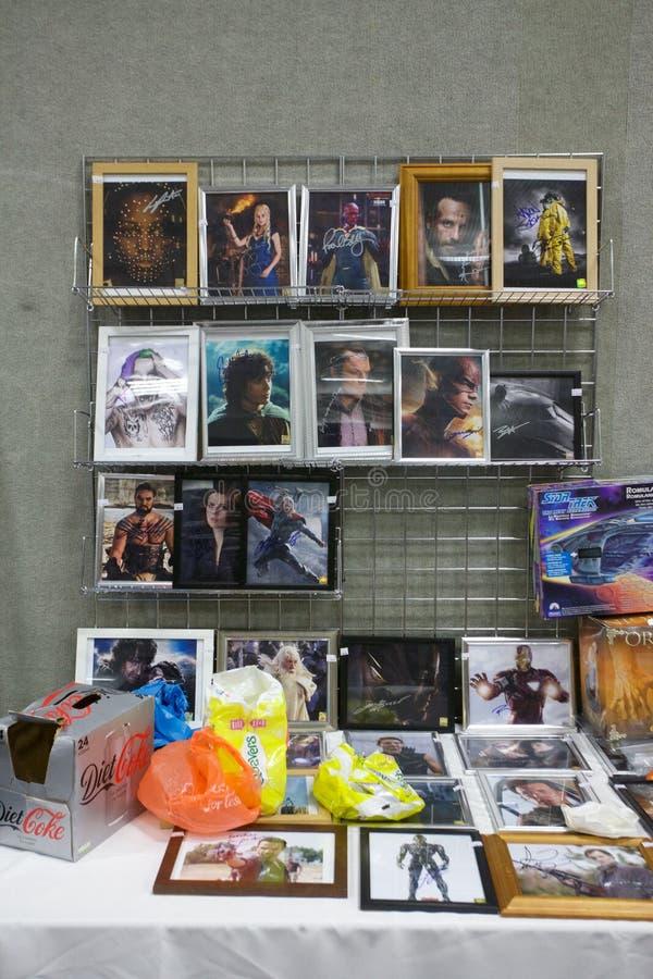 北安普顿可笑骗局2015年 免版税库存图片