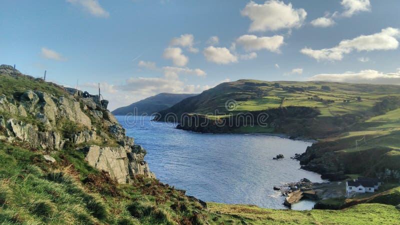 北爱尔兰 库存照片