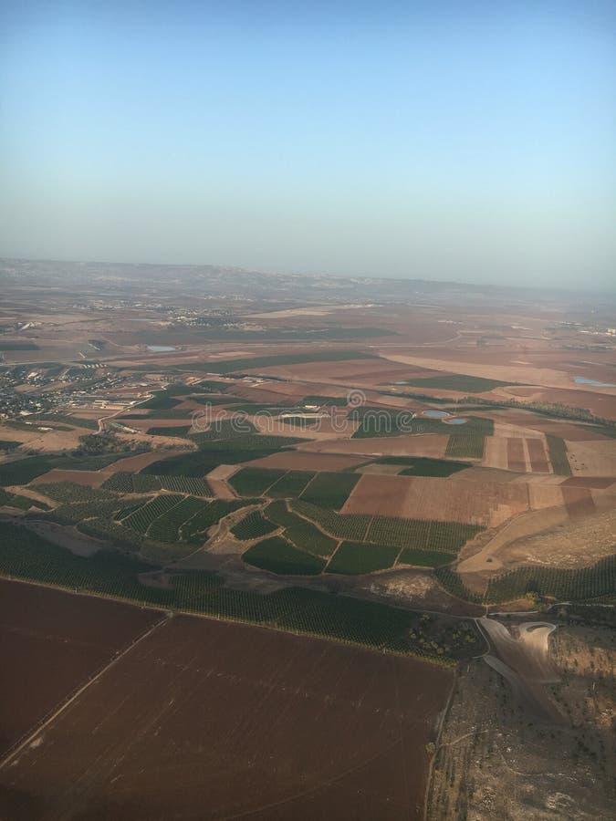 北部以色列 库存照片