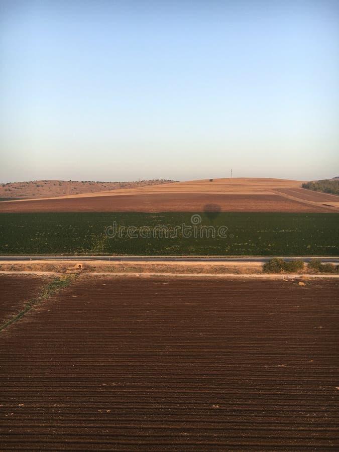 北部以色列 免版税库存图片