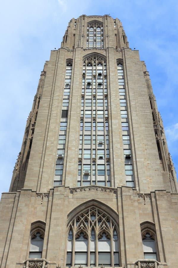 匹兹堡大学 图库摄影