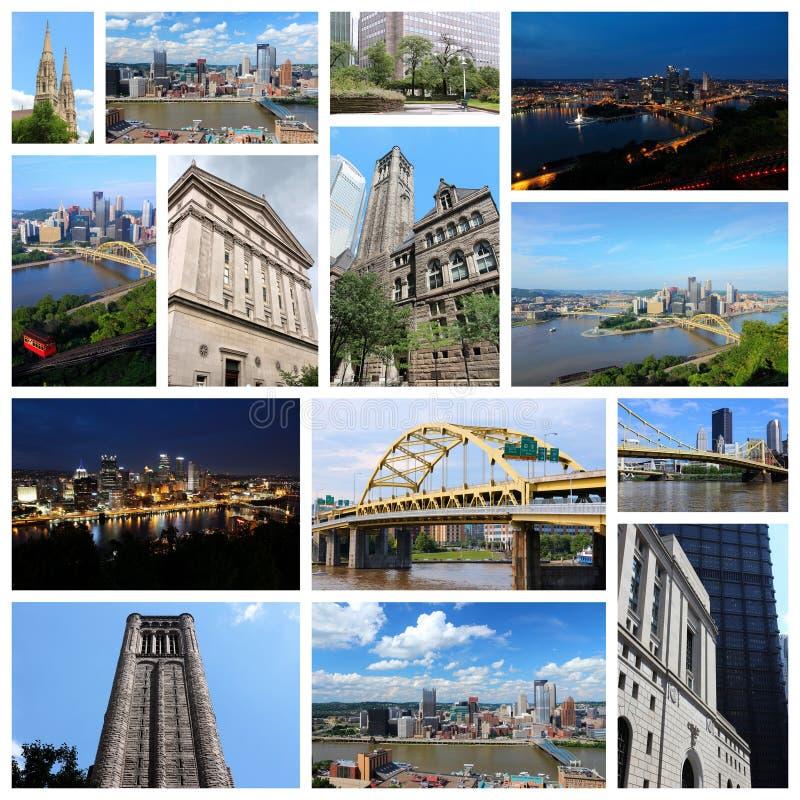 匹兹堡 免版税库存图片