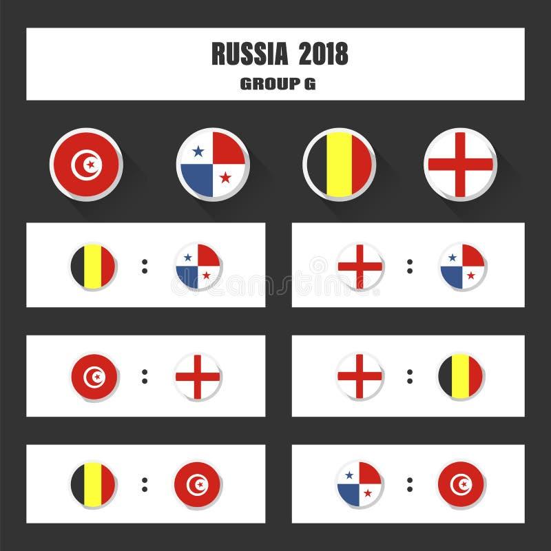 匹配日程表, 2018最后的凹道结果表,参与对国际比赛的国家旗子  皇族释放例证