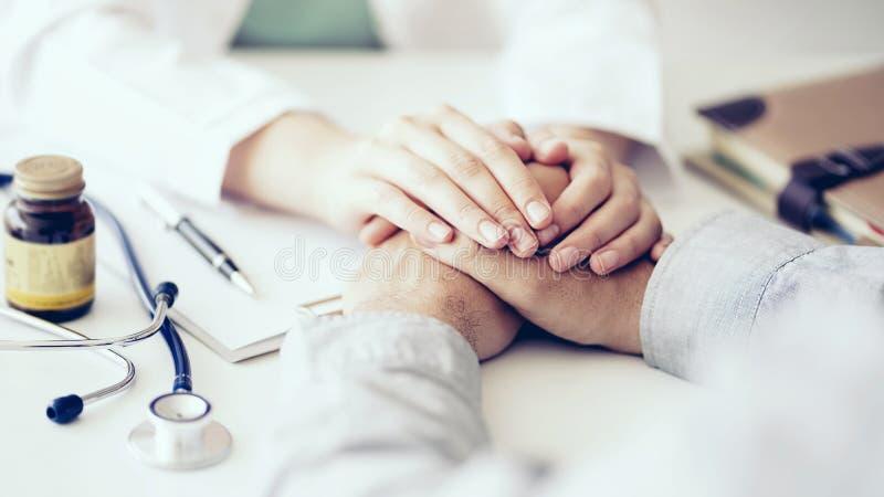 医学和医疗保健概念 免版税库存照片
