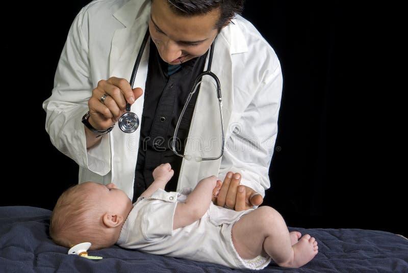 医生东印度人护士学员 图库摄影