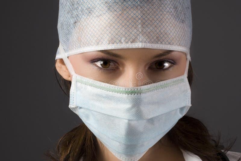 医生女性 免版税库存图片