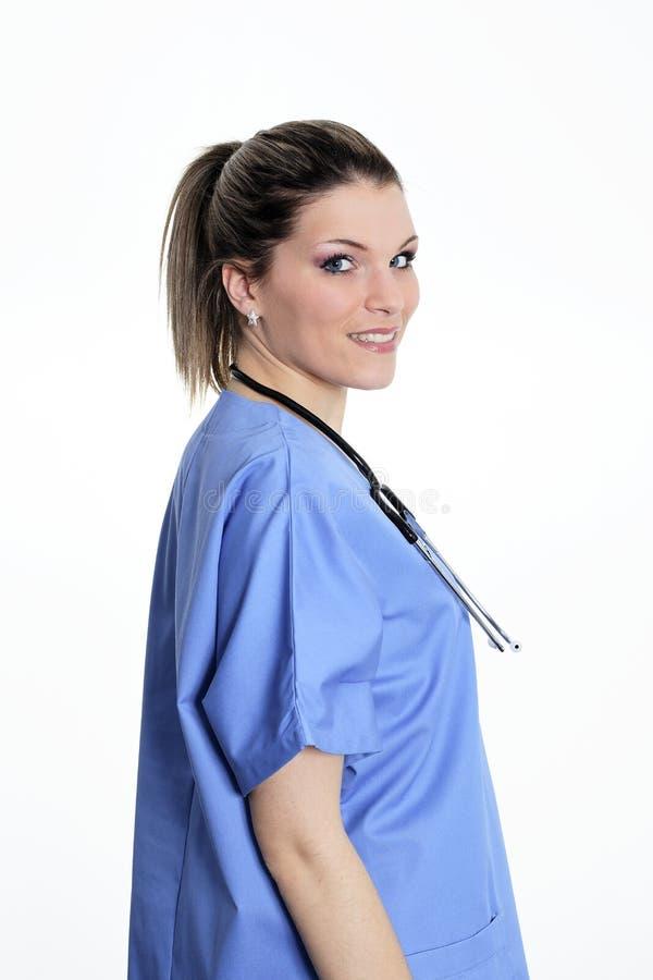 医生妇女 免版税库存照片