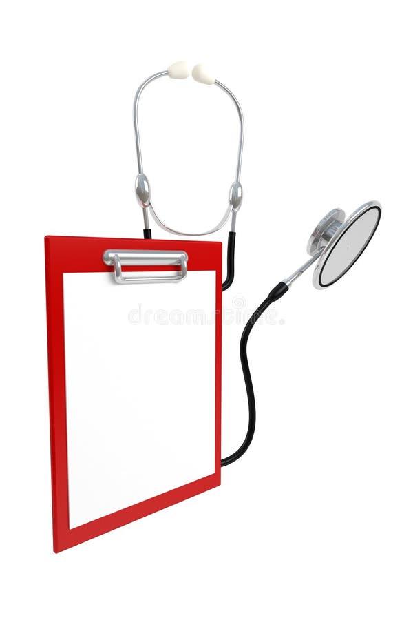 医生工具 向量例证