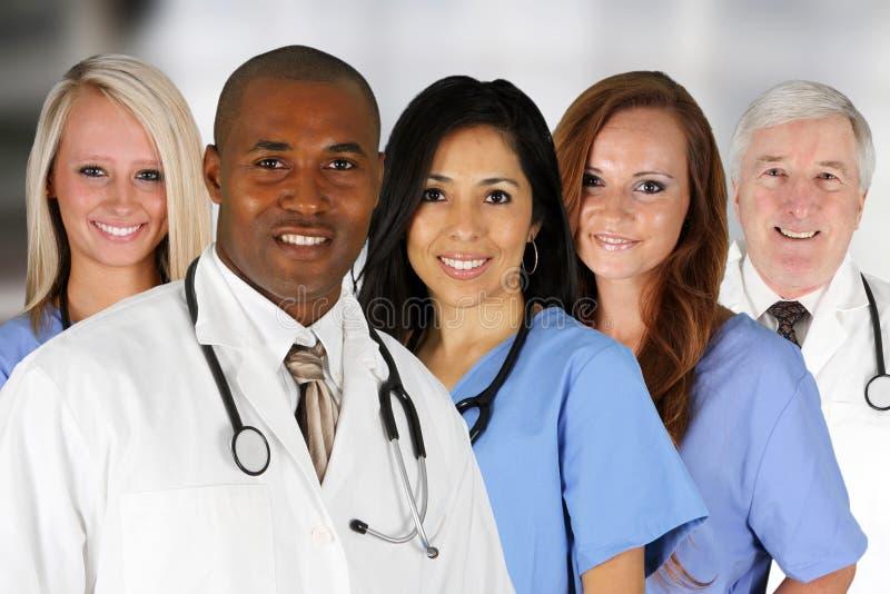 医生护士 库存图片