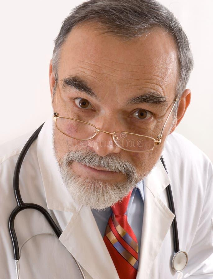 医生 图库摄影