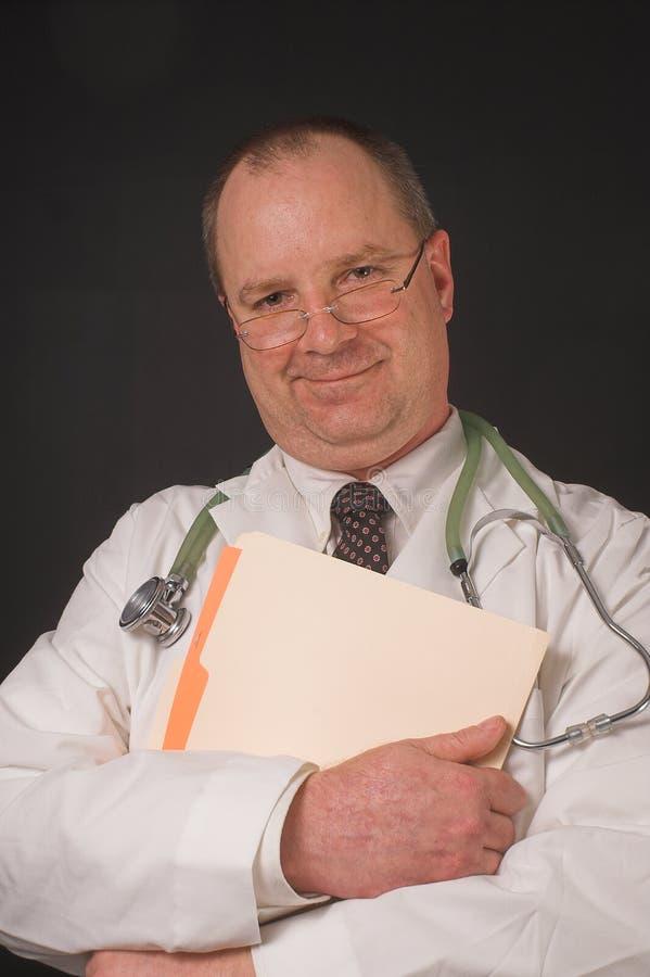医生 免版税库存照片