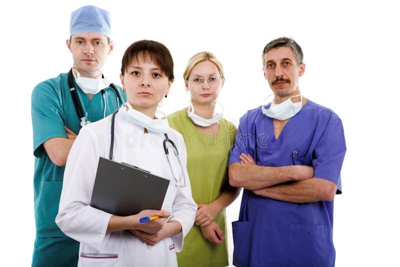 医疗的公司 免版税库存照片