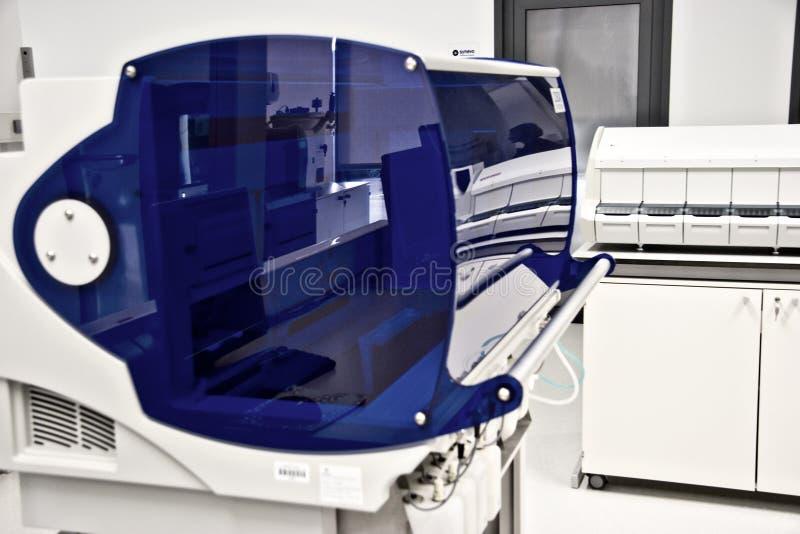 医疗的设备 库存图片