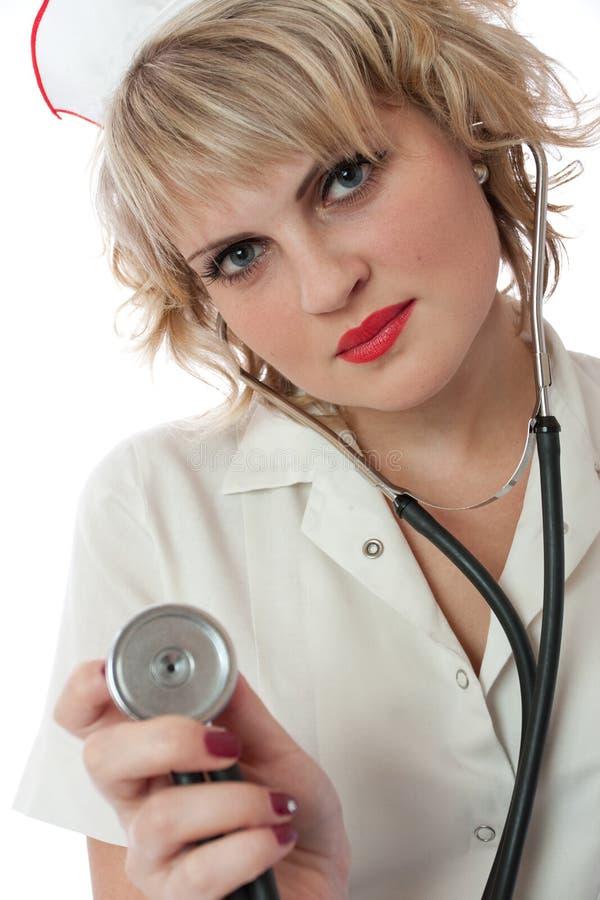 医疗的诊断 免版税库存图片