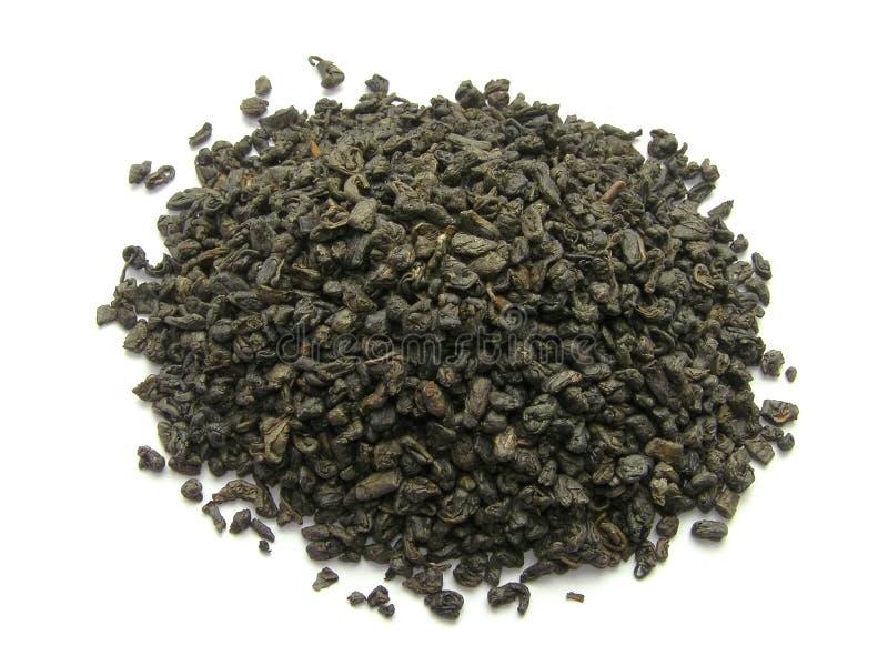 医药绿茶。 免版税库存图片
