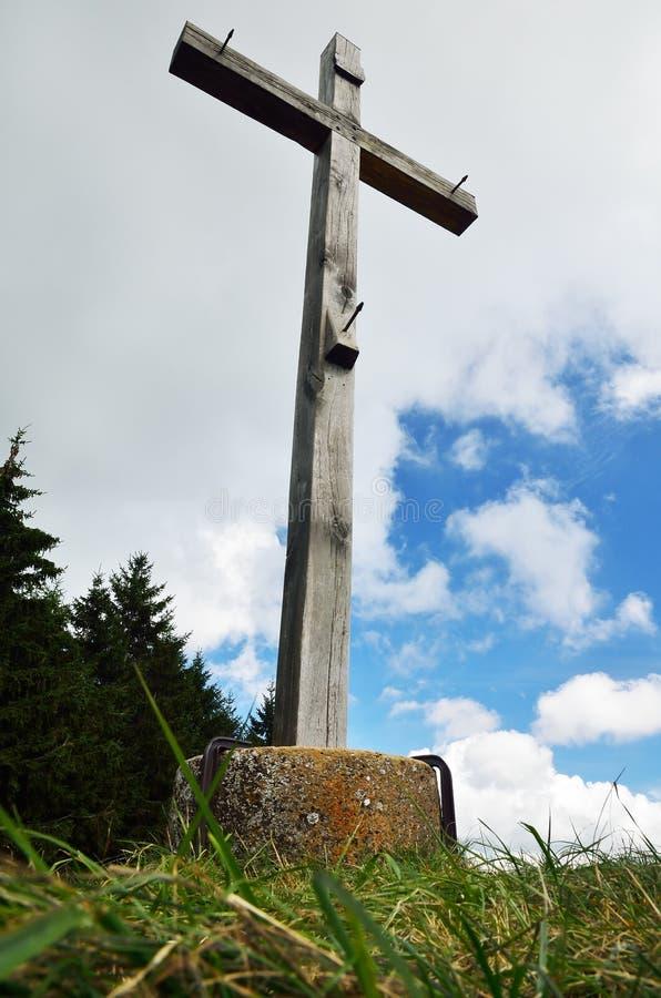 十字架 免版税库存照片
