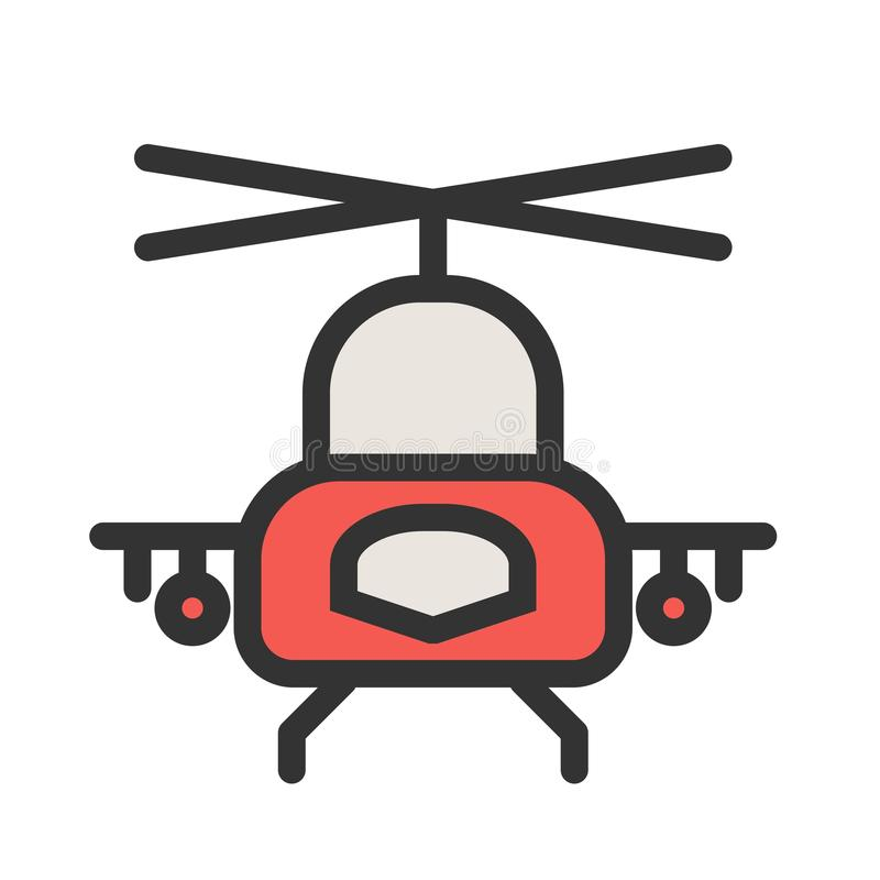 1直升机军事占领抢救 皇族释放例证