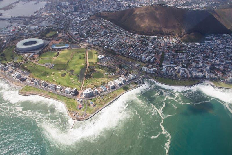 半岛开普敦南非 免版税库存图片