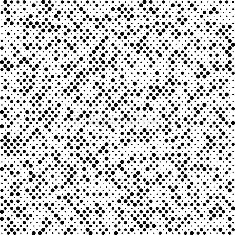 半色调背景 流行艺术风格 格朗格背景 现代未来主义模式 抽象矢量图 库存图片