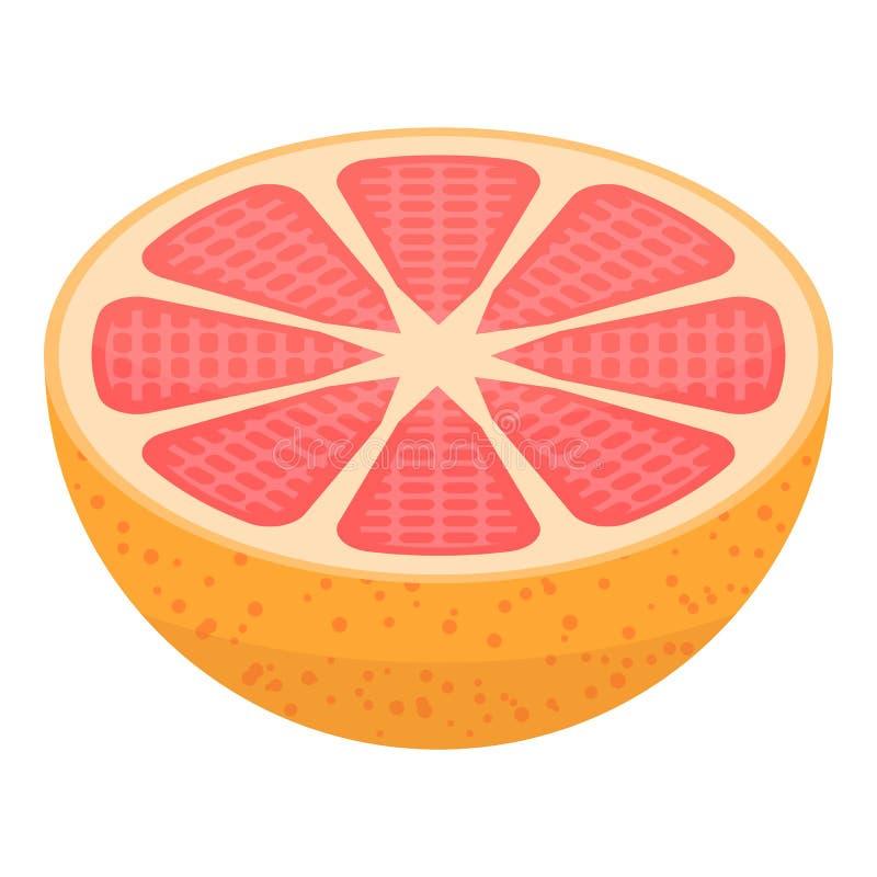 半葡萄柚象,等量样式 皇族释放例证