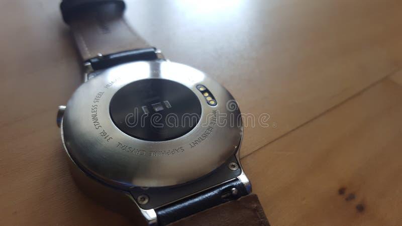 华为手表 图库摄影