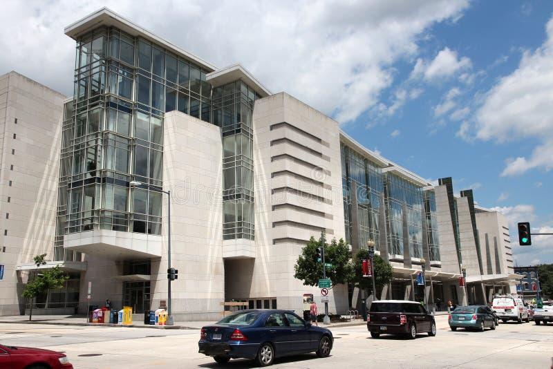 华盛顿会议中心 免版税库存照片